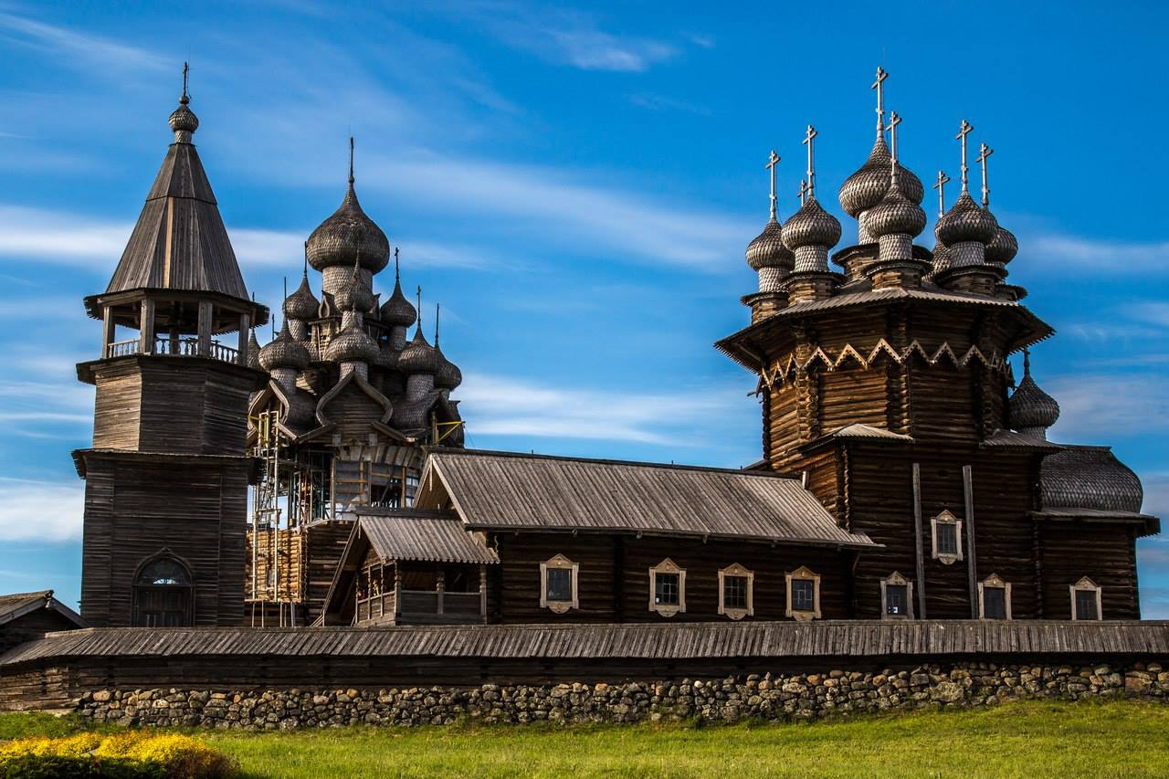 Кижи. Фото: Илья Тимин