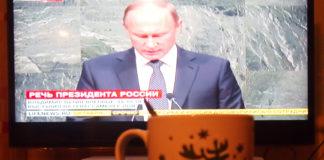 Выступление Путина в ООН - одна из самых обсуждаемых тем в мировых новостях. Фото: mustoi.ru