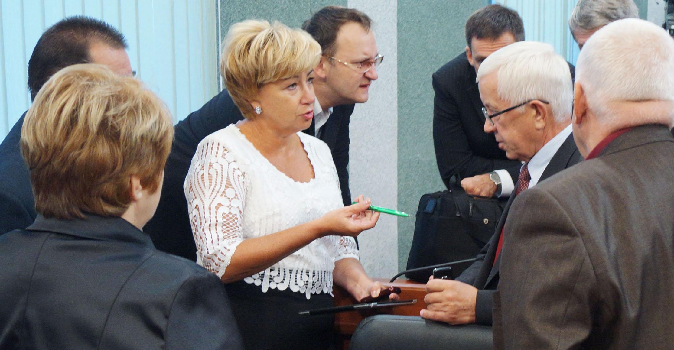 """Фракция """"Справедливая Россия"""" в парламенте Карелии. Фото: Губернiя Daily"""