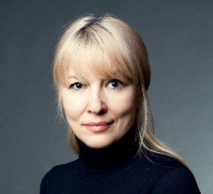 Елена Гнетова. Фото: facebook.com