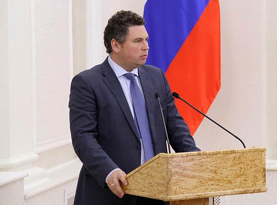 Алексей Максимов. Фото: gov.karelia.ru