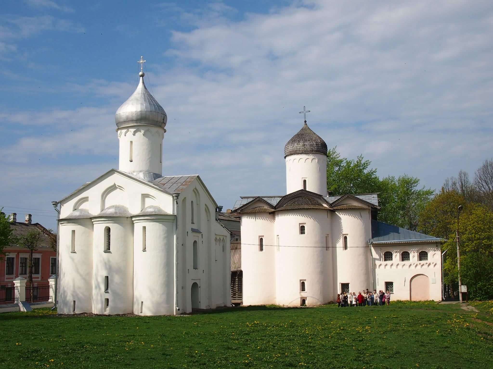 В историческом центре Великого Новгорода улицам вернули прежние названия. Фото: Валерий Поташов