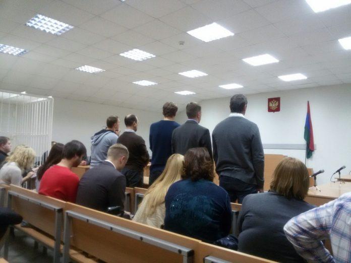 Городской суд Петрозаводска вынес обвинительный приговор по