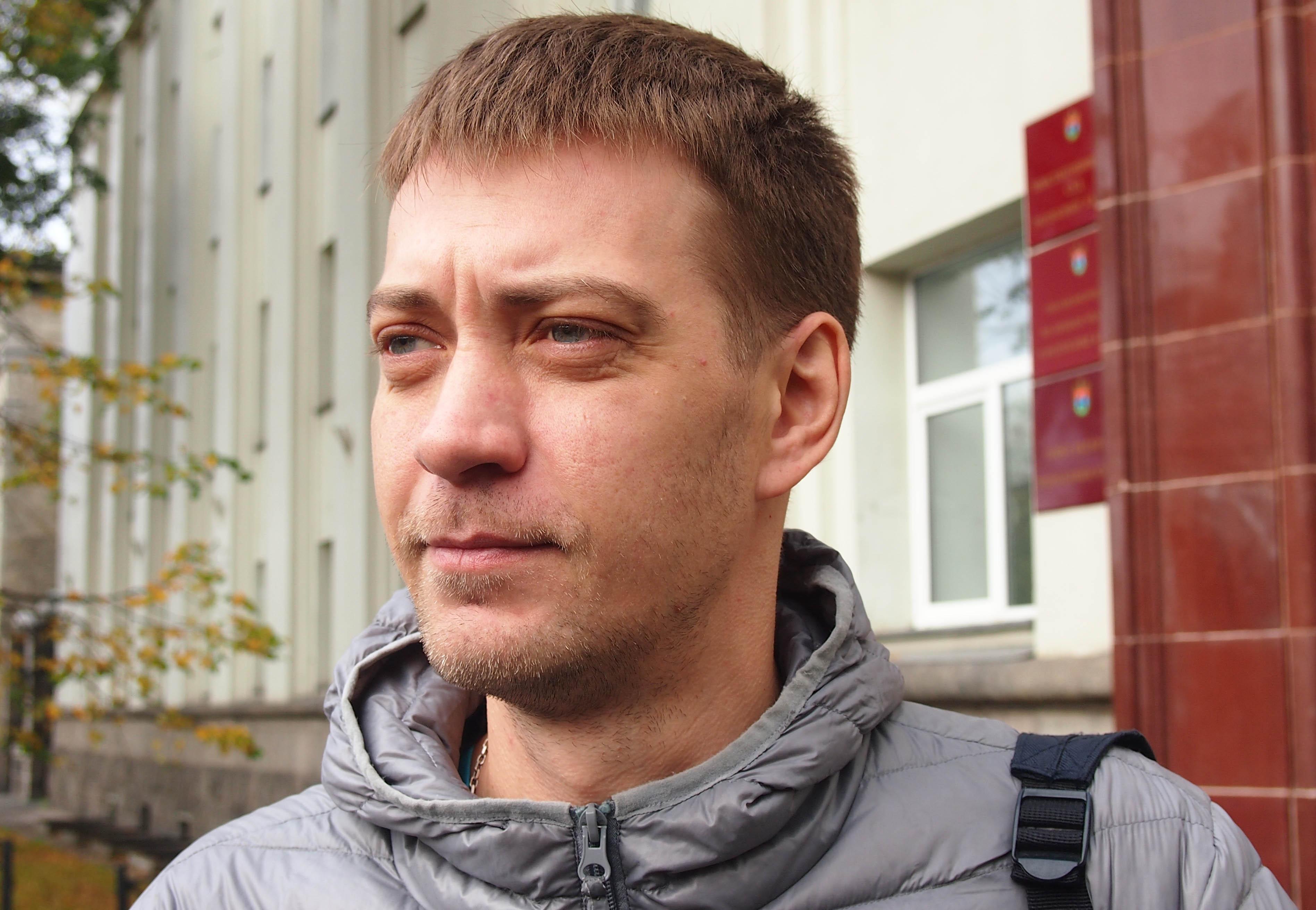 Один из тех, кто подписал обращение - председатель профильного комитета Андрей Рогалевич. Фото: Валерий Поташов