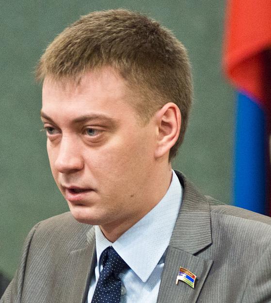 Андрей Рогалевич. Фото: Губернiя Daily