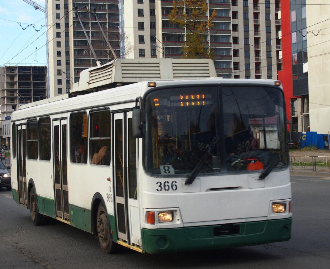 Что ждет петрозаводские троллейбусы? Фото: Валерий Поташов