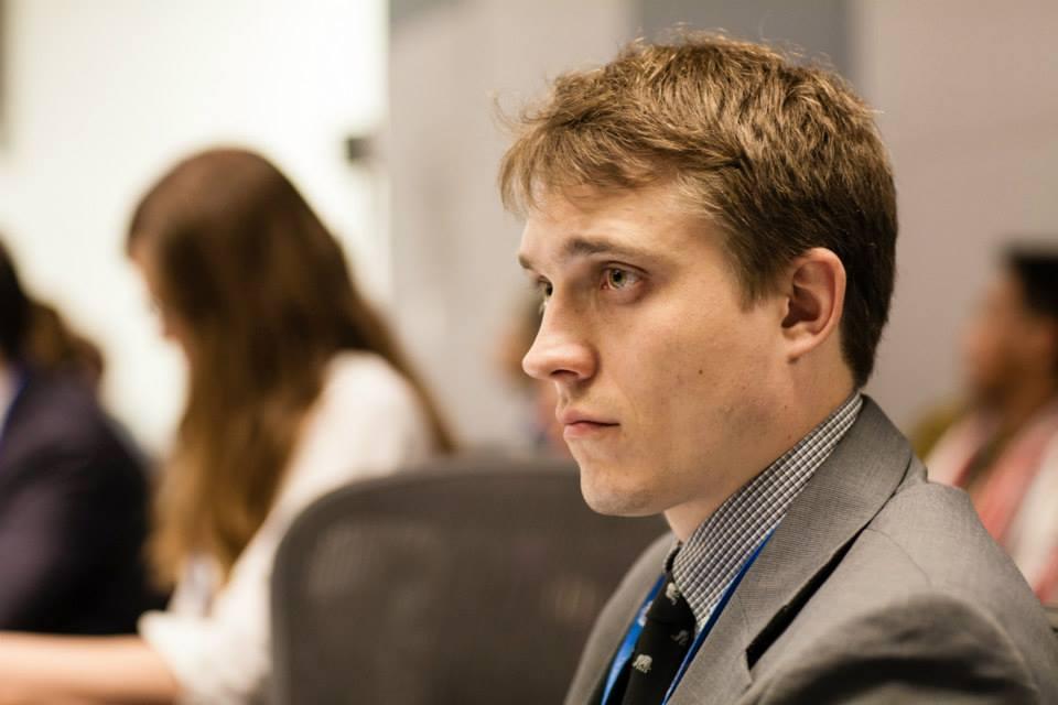 Алексей Цыкарев. Фото: facebook.com