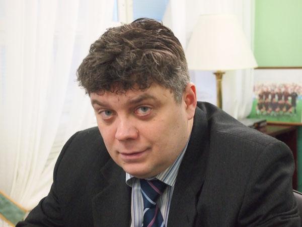 Бывший исполнительный директор Кондопожского ЦБК Дмитрий Туркевич сам признал, что предприятию не удастся погасить все свои долги. Фото: Валерий Поташов