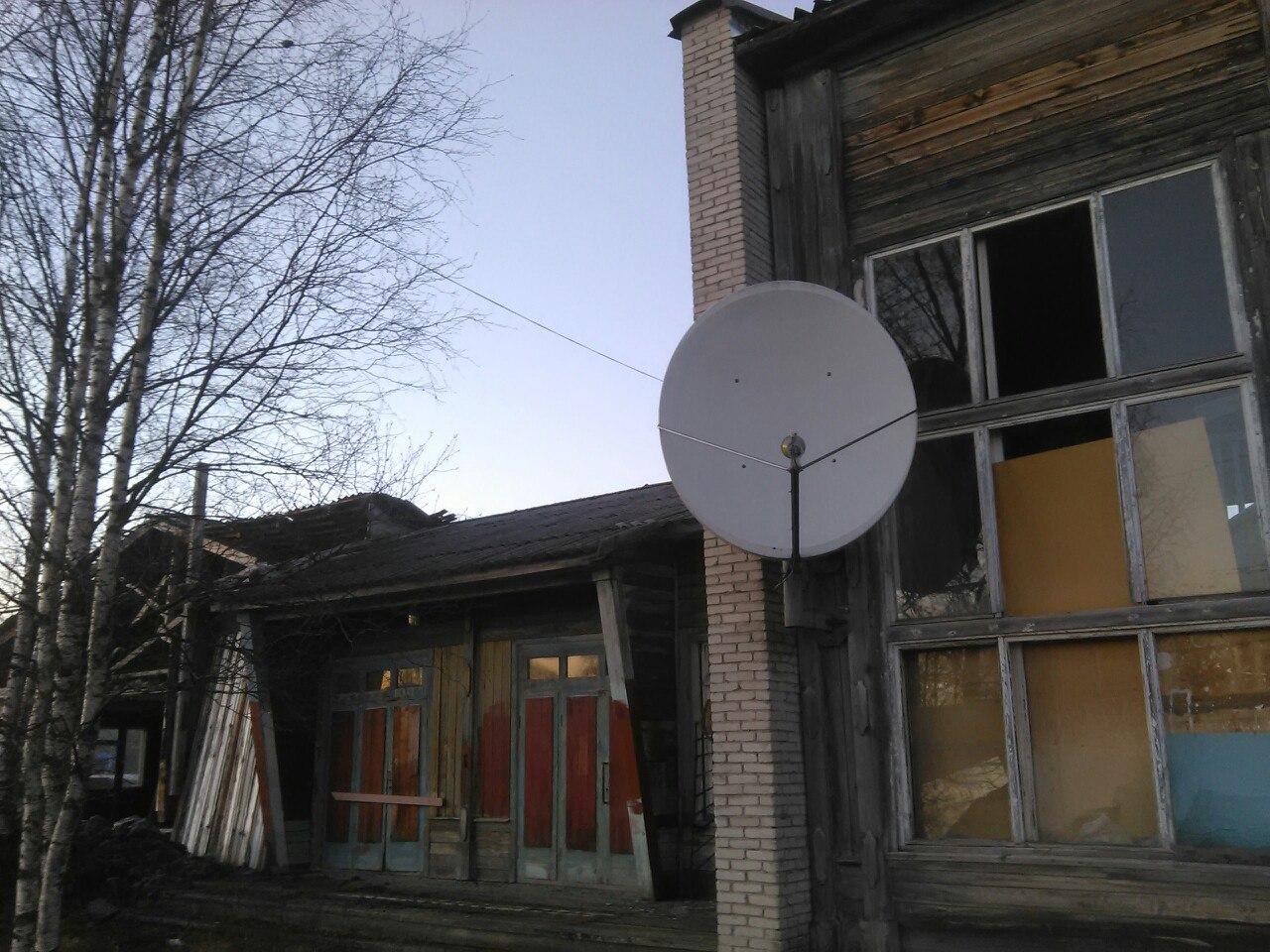 В Ледмозере ждут постройки новой школы. Фото: Андрей Рогалевич