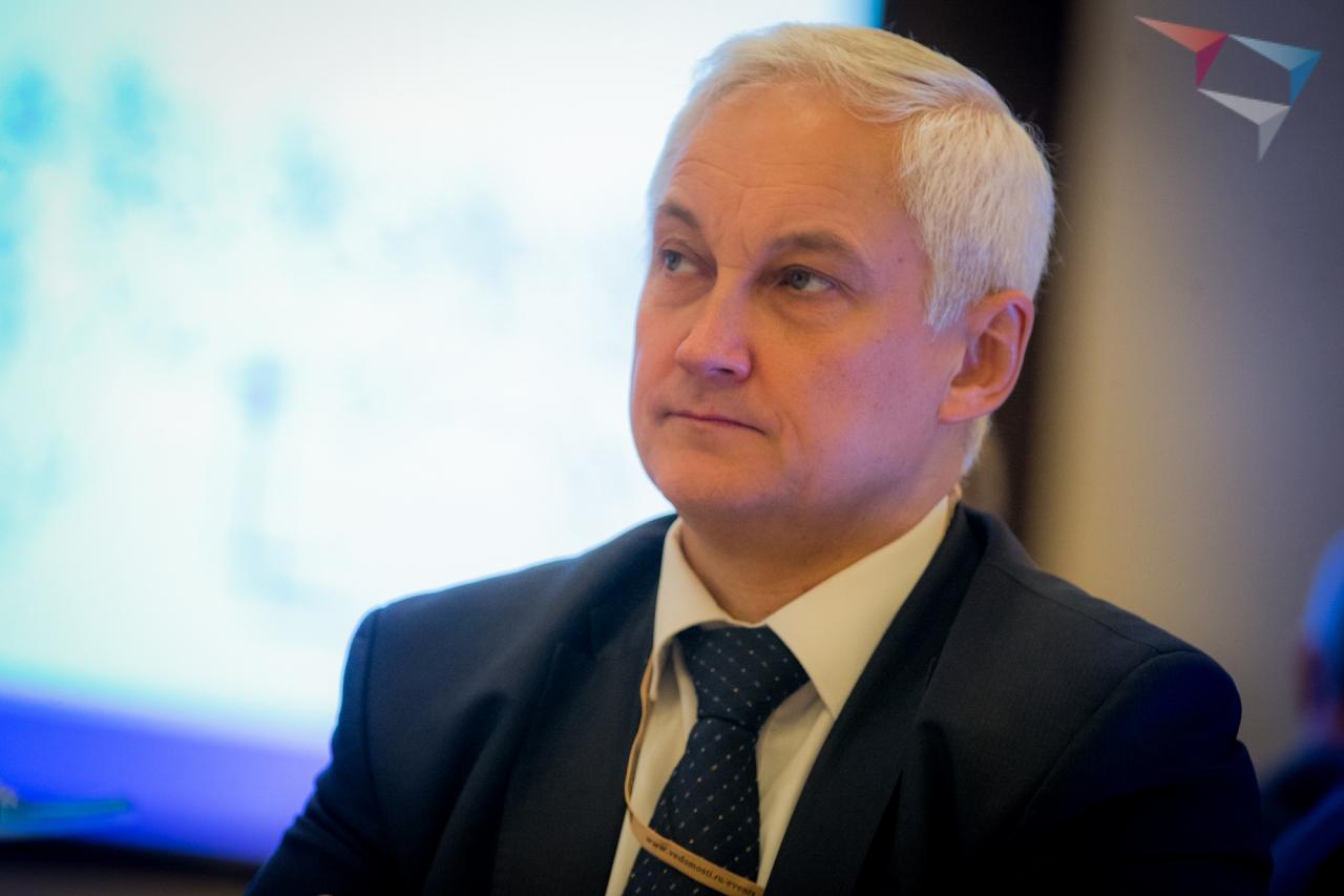 Помощник президента Андрей Белоусов. Фото: asi.ru