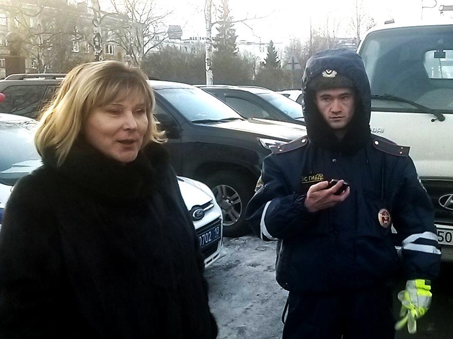 Елена Легкая. Фото: Виктор Позерн