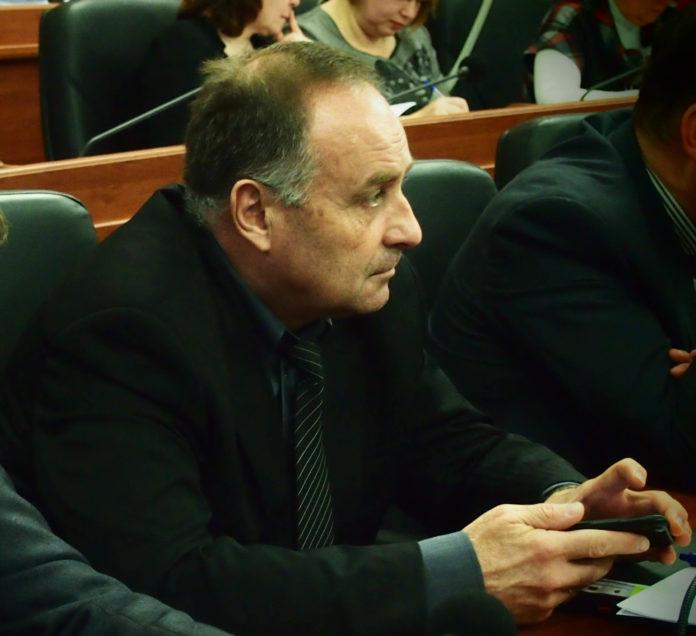 Валентин Чмиль. Фото: Валерий Поташов
