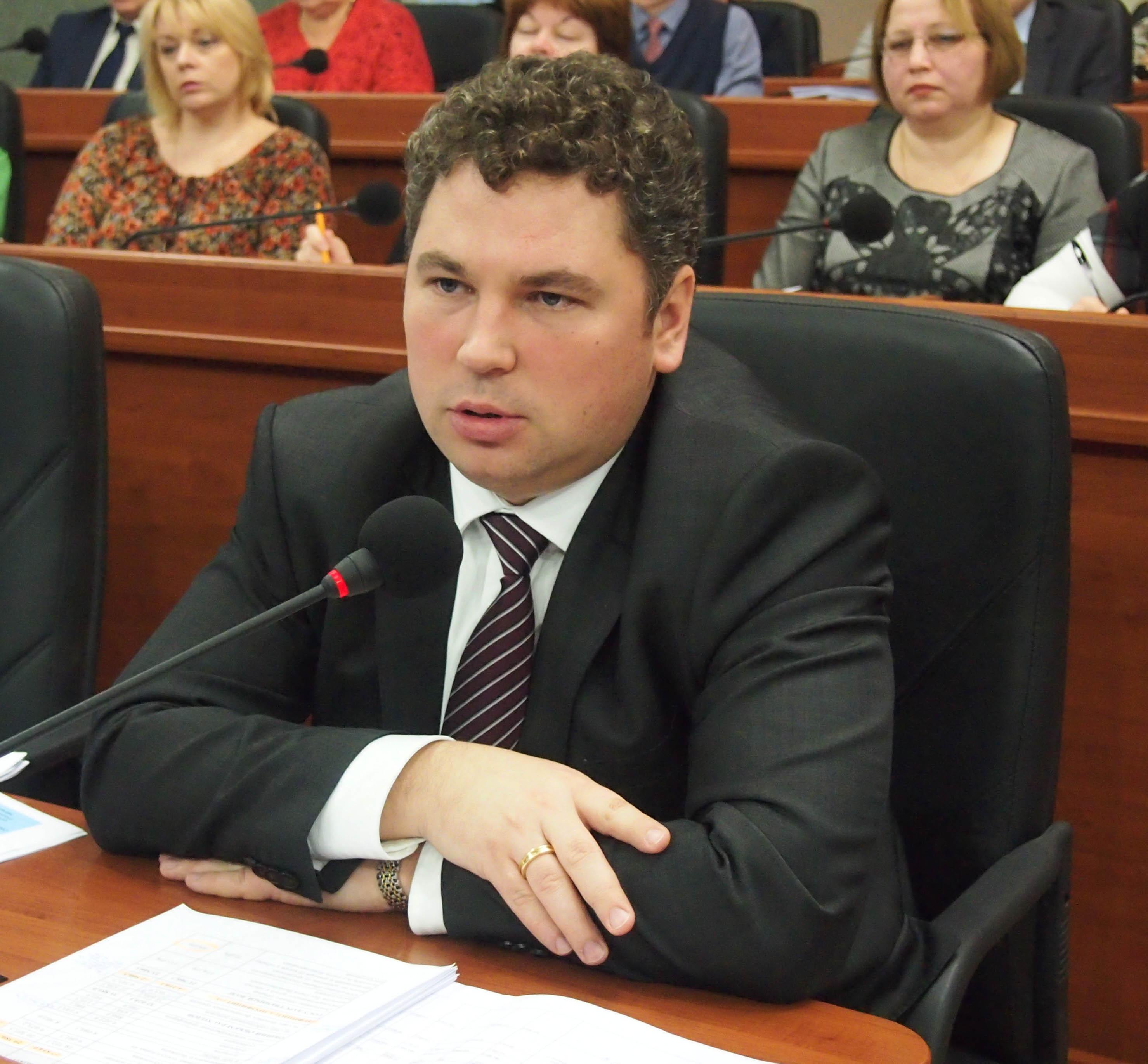 Алексей Максимов. Фото: Валерий Поташов