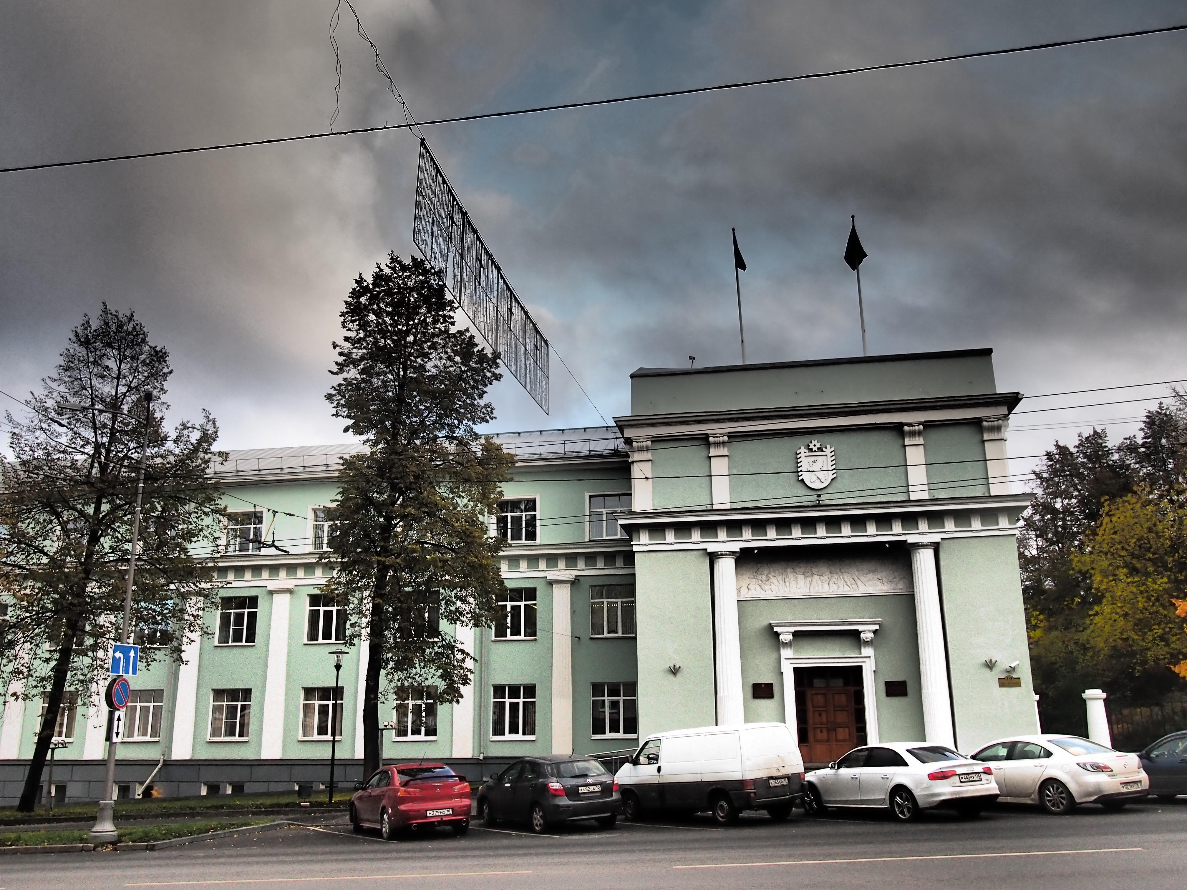 """Правительство Карелии традиционно убеждает всех в """"социальной направленности"""" республиканского бюджета. Фото: Валерий Поташов"""