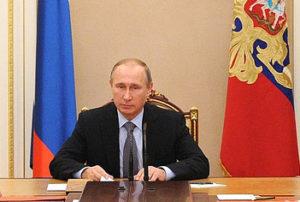 После трагедии с российским самолетом президент страны Путин запретил авиакомпаниям России летать в Египет. Фото: президент. рф