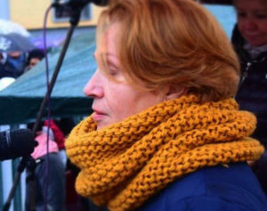 Татьяна Ромахина. Фото: Валерий Поташов