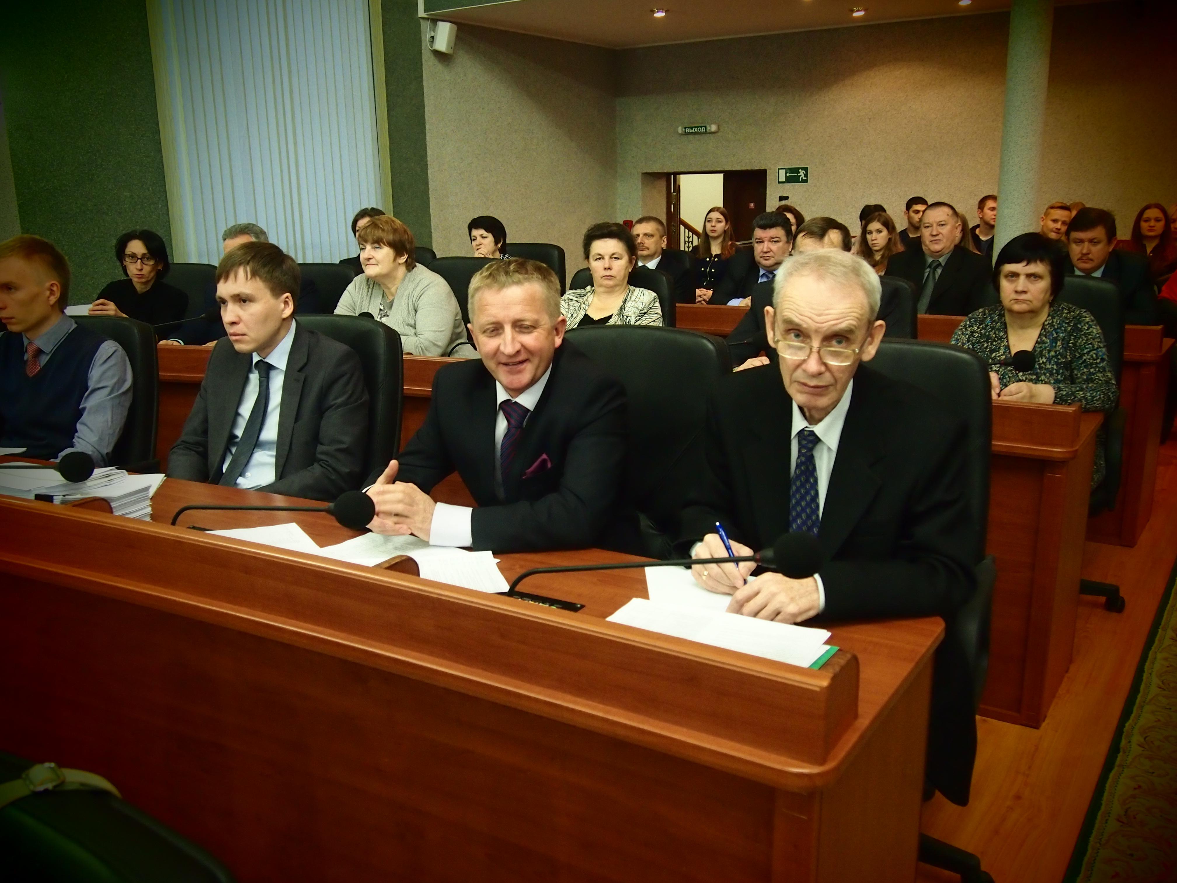 Участники слушаний. Фото: Валерий Поташов