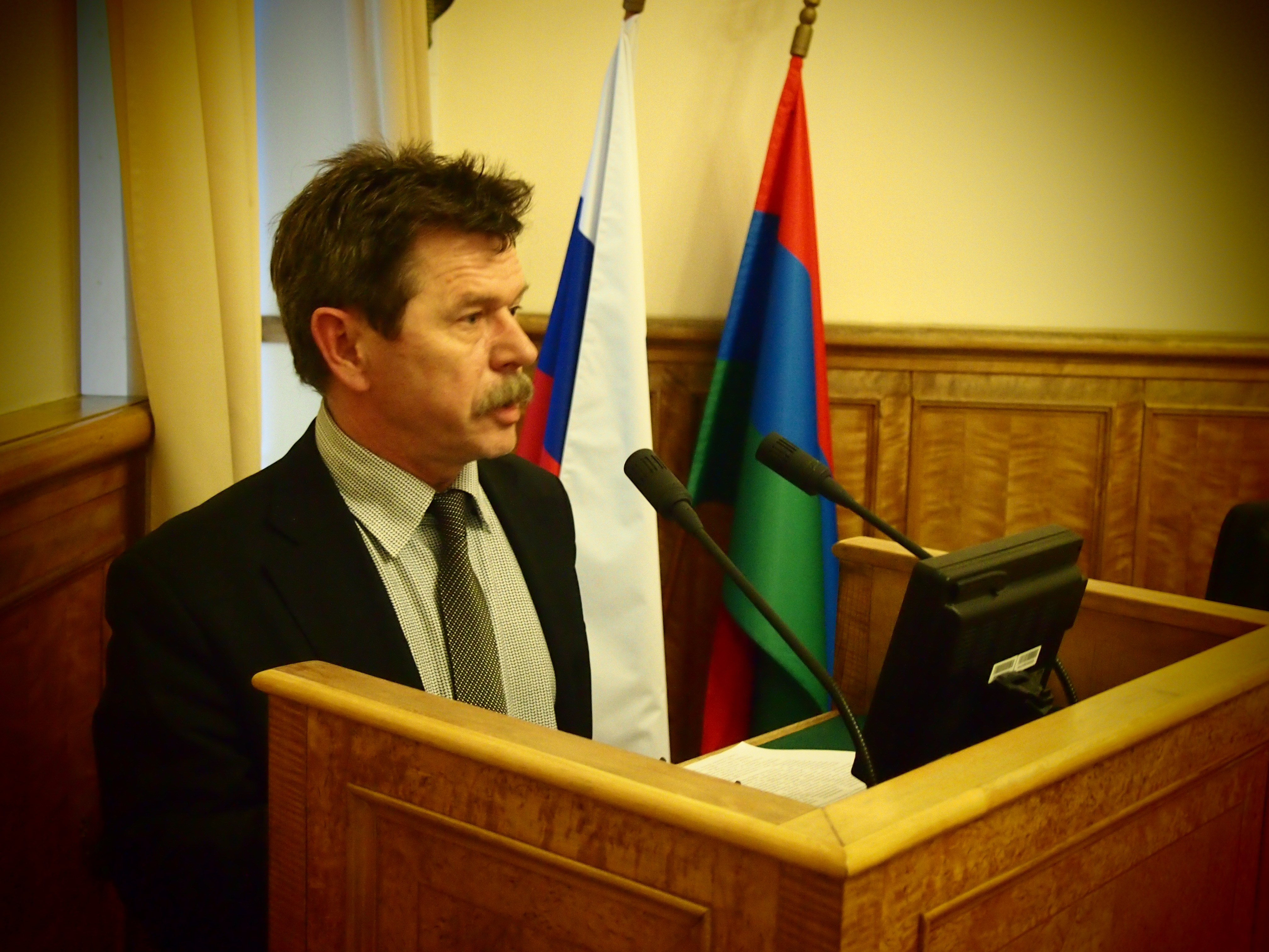 Александр Левченко. Фото: Валерий Поташов