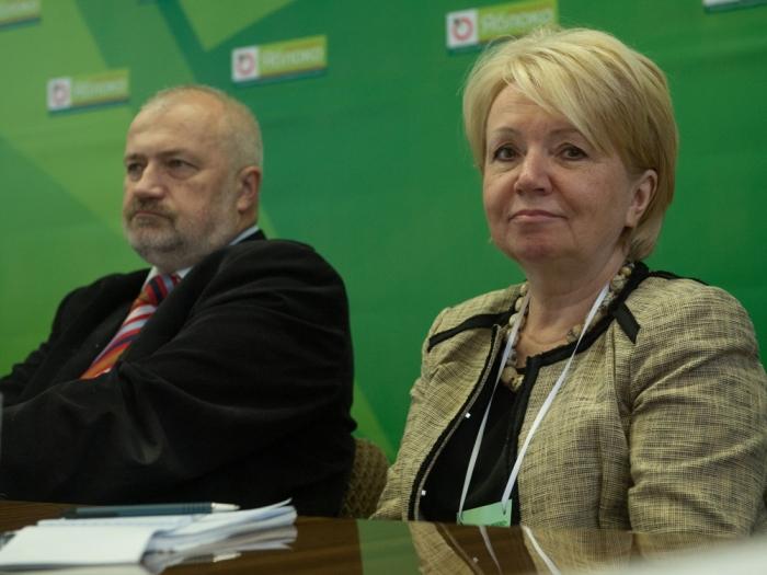 Депутат парламента Карелии Эмилия Слабунова возглавила российскую партию