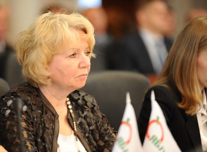 Эмилия Слабунова - один из самых ярких представителей парламентской оппозиции Карелии. Фото: Губернiя Daily