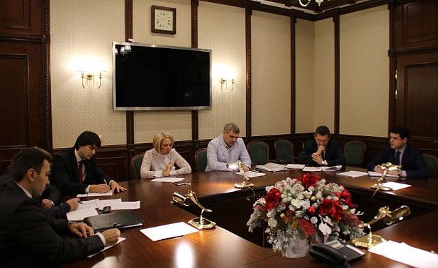 На встрече с инвесторами. Фото: gov.karelia.ru