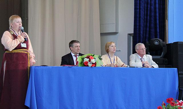 VII съезд карелов в Пряже. Фото: gov.karelia.ru