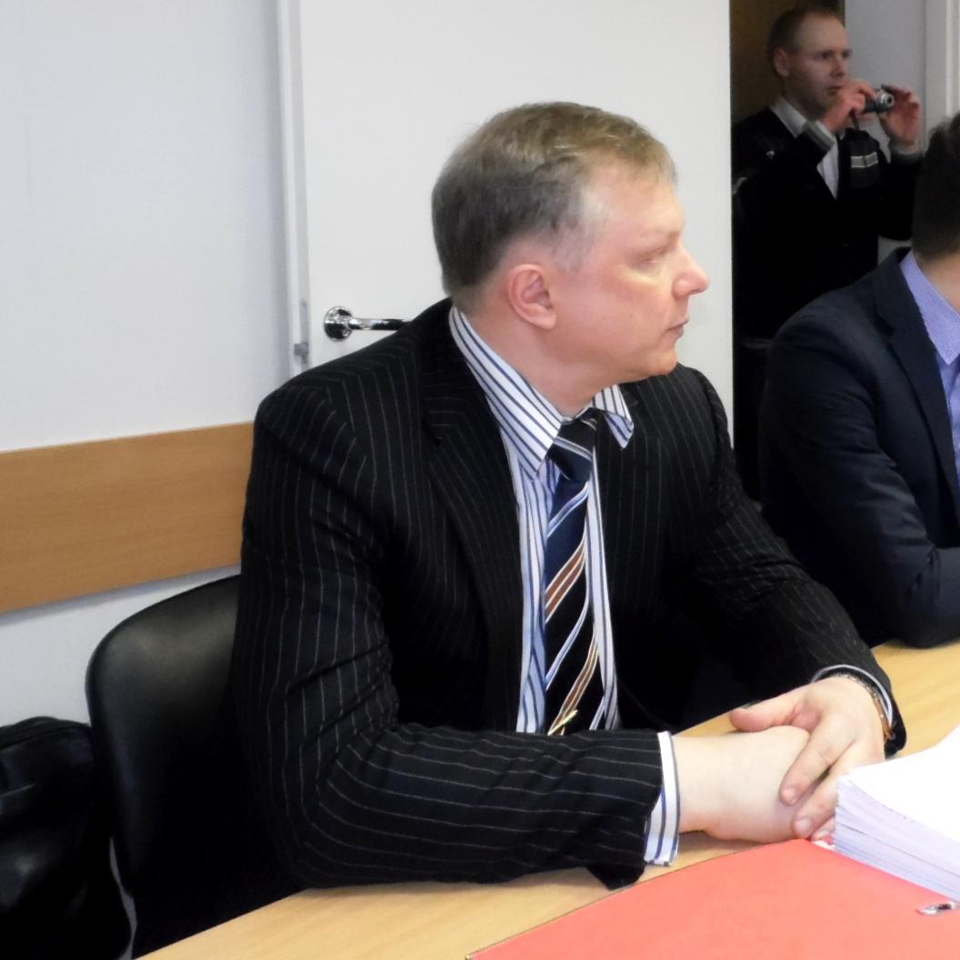 Александр Бехов. Фото: Алексей Владимиров