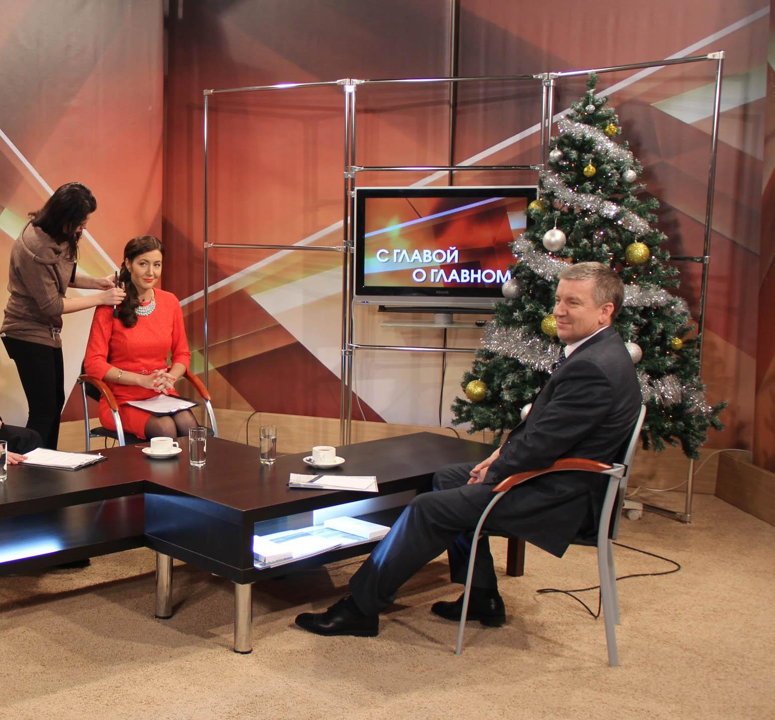Новым пресс-секретарем главы Карелии стала Марина Кабатюк, которую многие в Петрозаводске помнят как тележурналиста. Фото: vk.com
