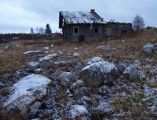 """В карельскую деревню Лазарево придут """"монахи с сохой""""? Фото: Валерий Поташов"""