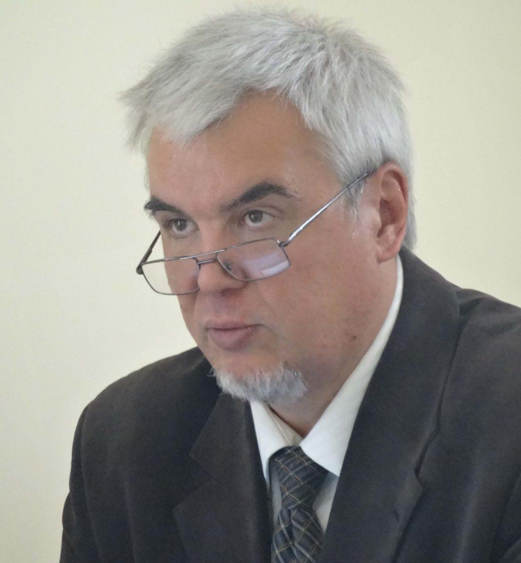 Эксперт Фонда развития гражданского общества Роман Евстифеев. Фото из личного архива