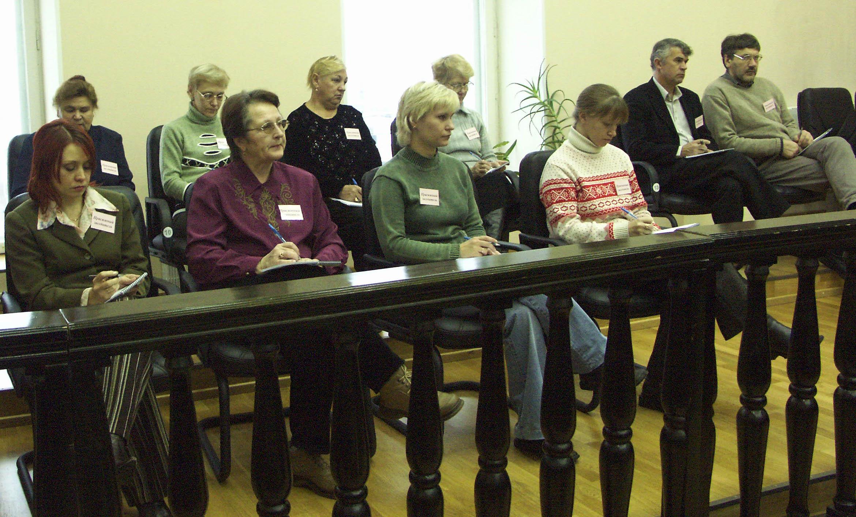 Заседание суда присяжных в Петрозаводске. Фото: Губернiя Daily