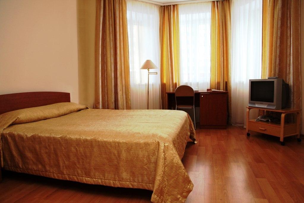 Бывшая правительственная гостиница находится в самом центре карельской столицы. Фото: vk.com