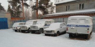 Отдел полиции в поселке Муезерский. Фото: Алексей Владимиров