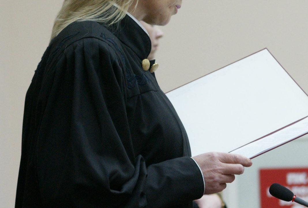 Чтение приговора. Фото: Губернiя Daily