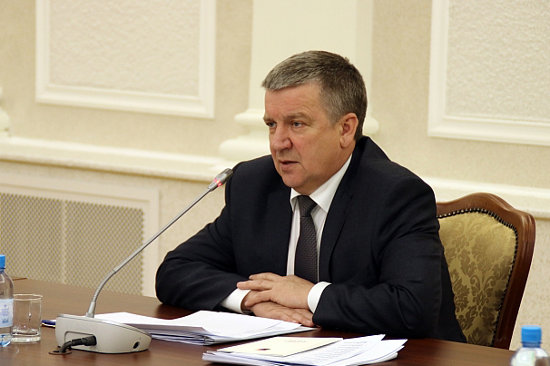 После выговора от президента глава Карелии объявил об отставке республиканского правительства. Фото: gov.karelia.ru