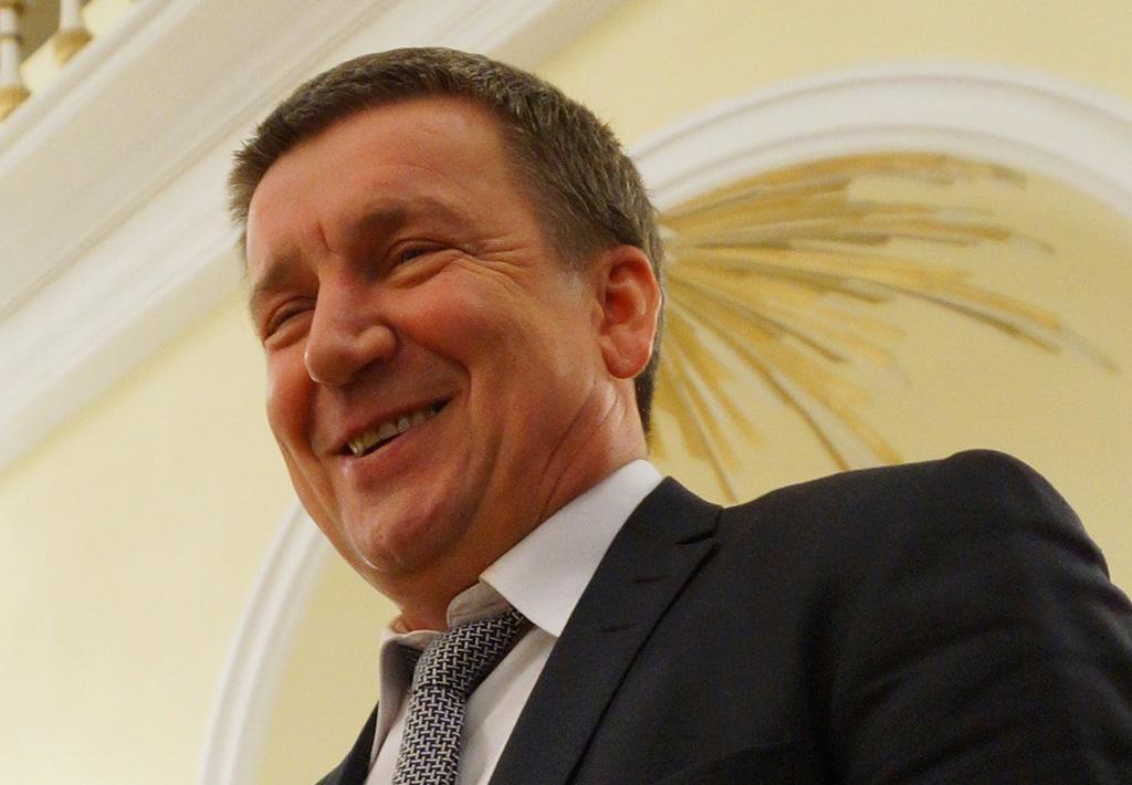 Глава Карелии Александр Худилайнен не был избран населением республики, а назначен губернатором из Кремля. Фото: Губернiя Daily