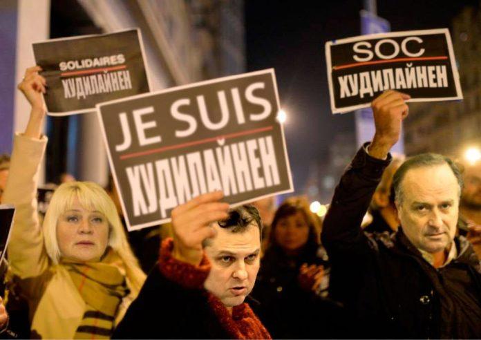 Выговор Худилайнену - это выговор всем карельским министрам? Коллаж: mustoi.ru
