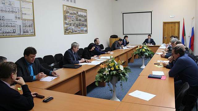 Ноябрьское заседание Штаба по контроля за реализацией программы по расселению жилья. Фото: gov.karelia.ru