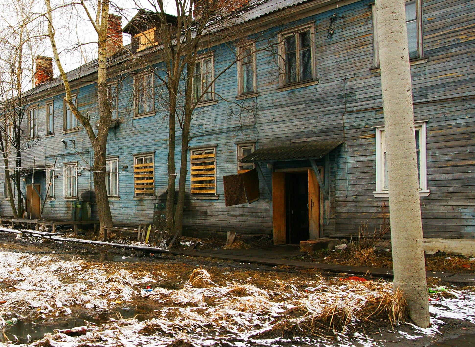 Удастся ли Карелии совершить чудо и расселить все аварийные дома к назначенному сроку? Фото: mustoi.ru