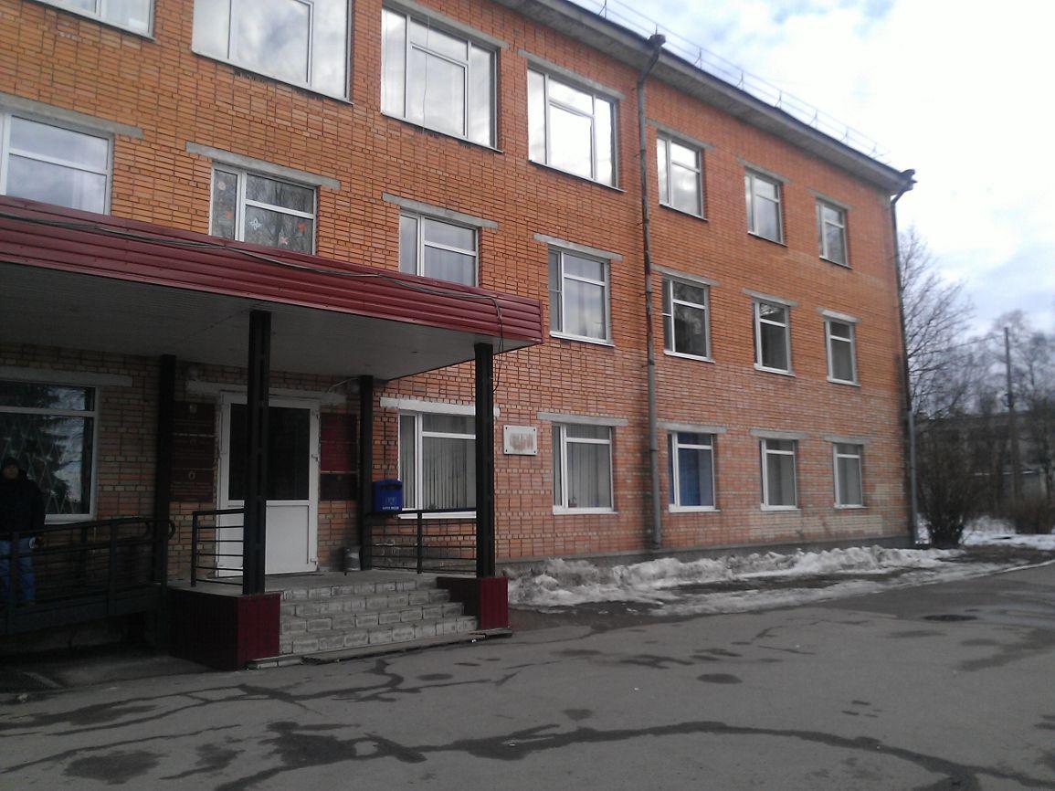 Администрация Олонецкого района. Фото: Алексей Владимиров