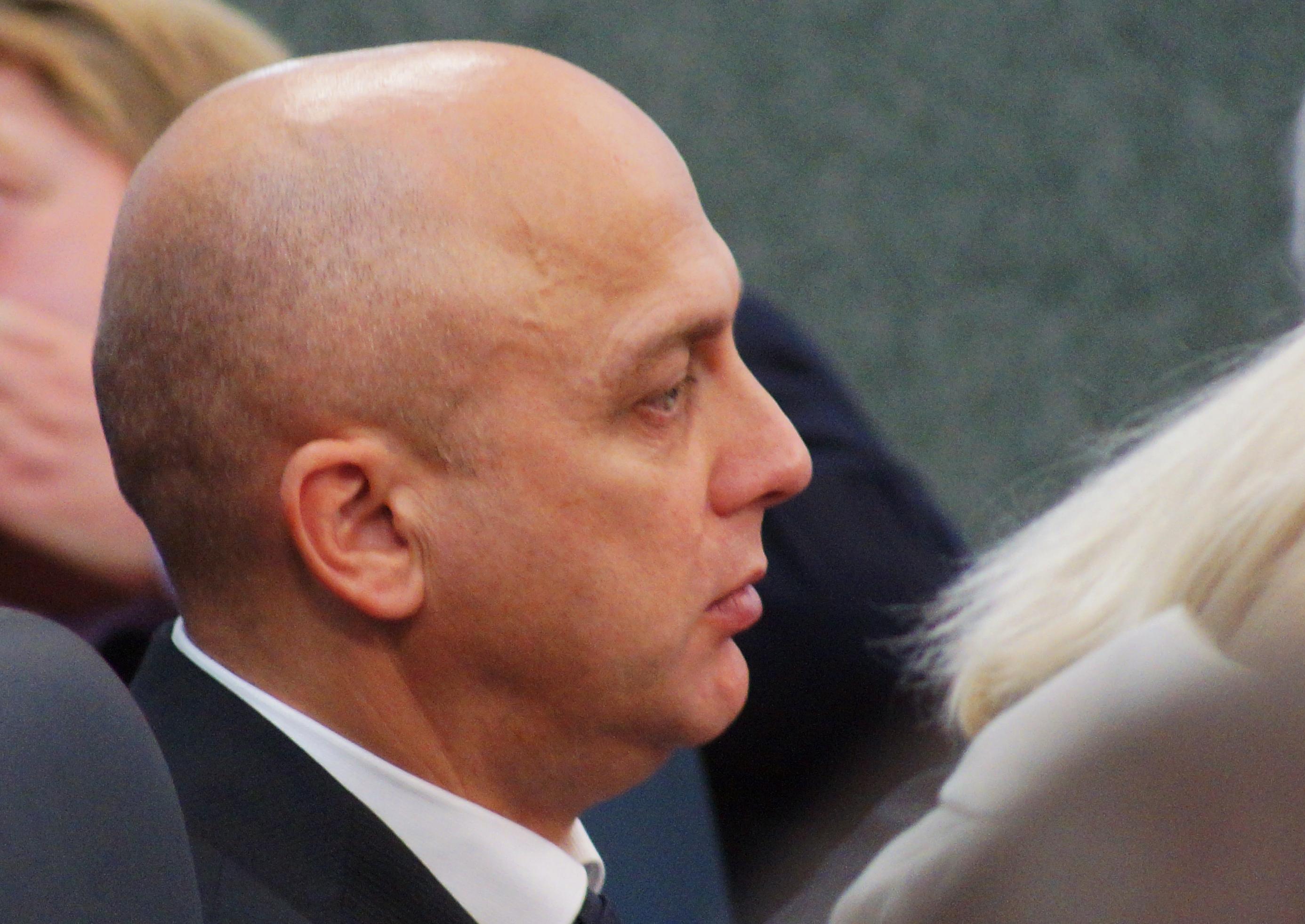Элиссан Шандалович был избран депутатом парламента Карелии в 2011 году. Фото: Губернiя Daily