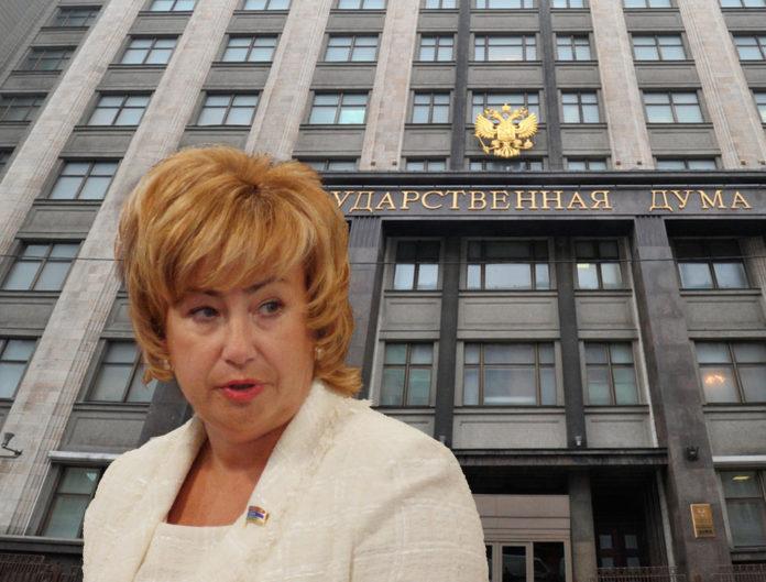 Ирина Петеляева в Госдуму пока не попала. Коллаж: mustoi.ru
