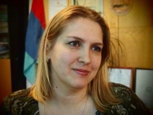 Елена Костина. Фото: Валерий Поташов