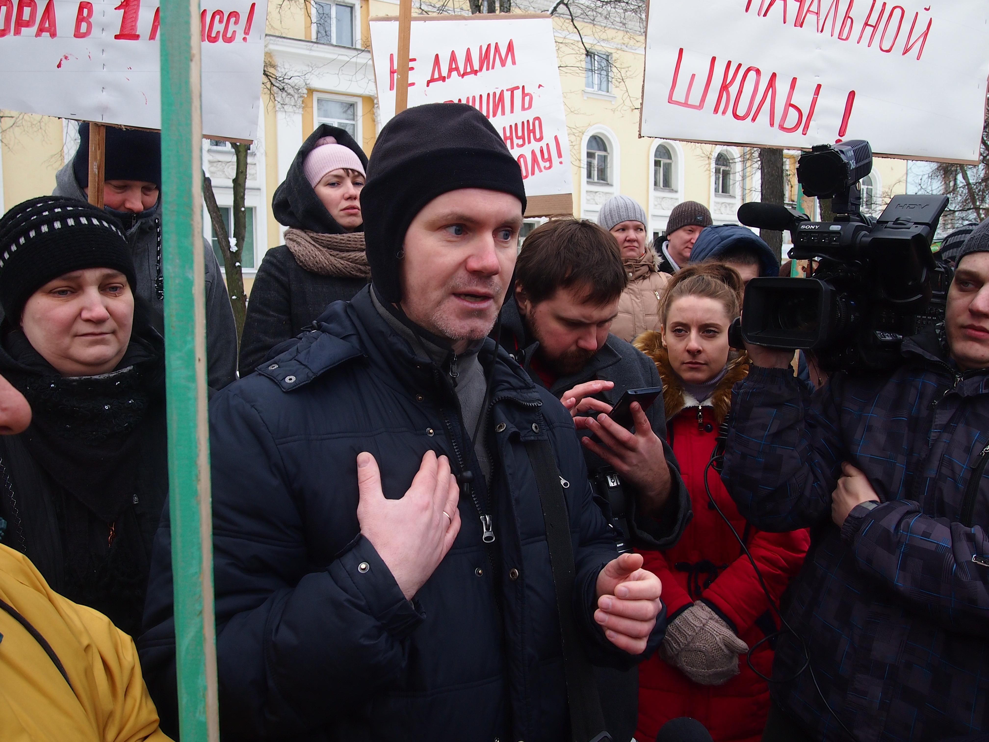 Игорь Подгорный. Фото: Валерий Поташов