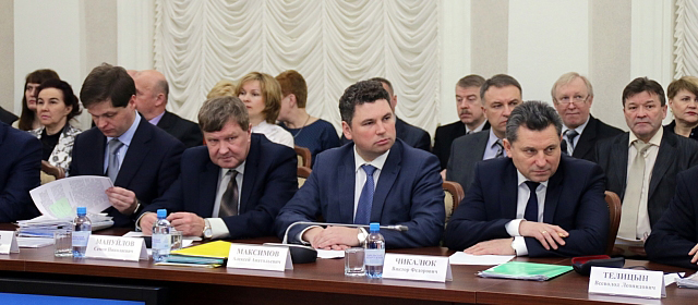 Кто из них войдет в новое правительство Карелии? Фото: gov.karelia.ru