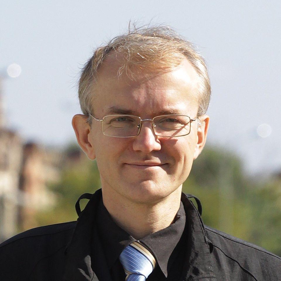 Олег Шеин. Фото: facebook.com