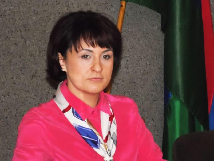 Избранный мэр Петрозаводска Галина Ширшина. Фото: Алексей Владимиров
