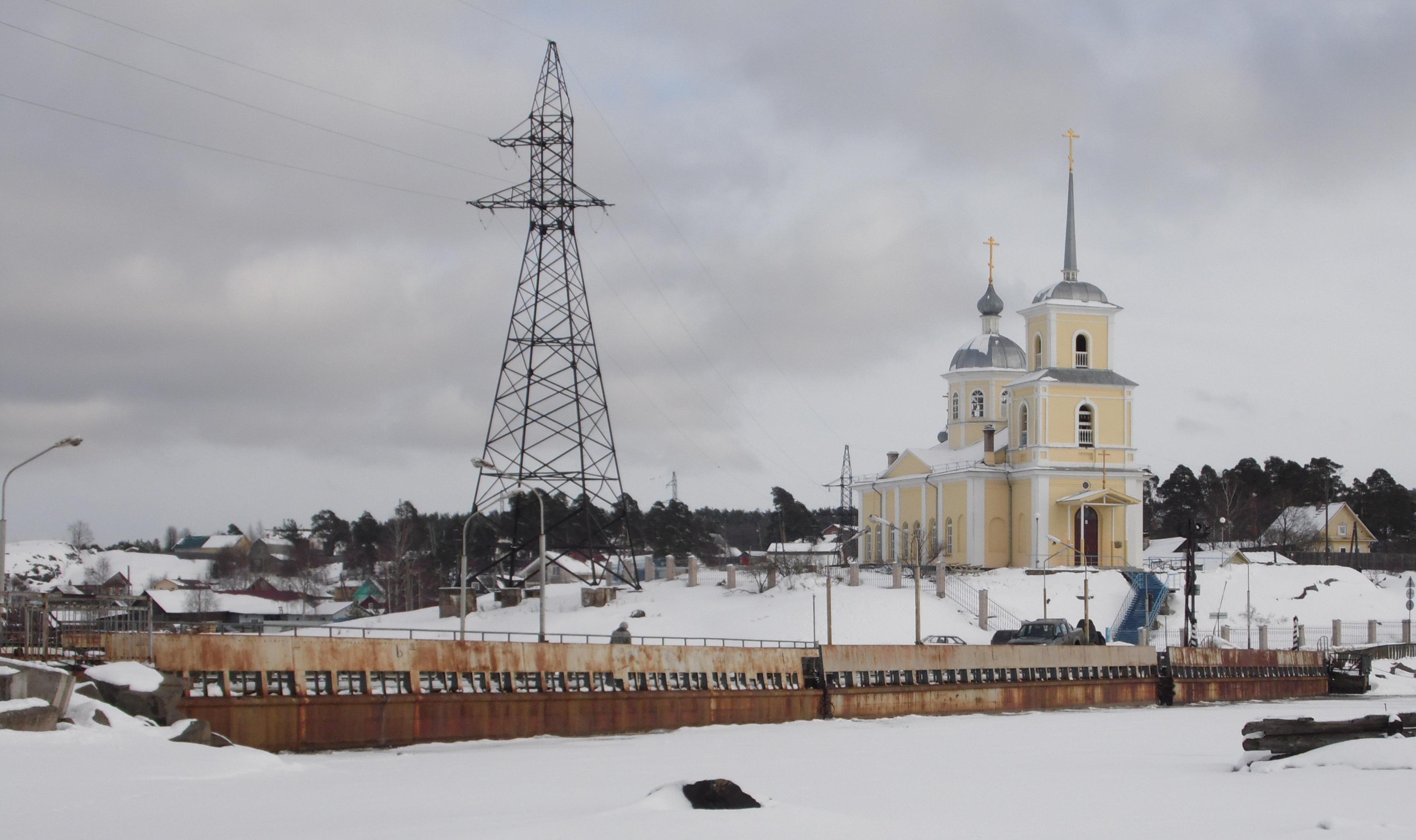 Соломенский мост. Фото: Алексей Владимиров