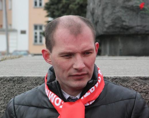 Лидер карельских коммунистов Евгений Ульянов. Фото: semnasem.ru
