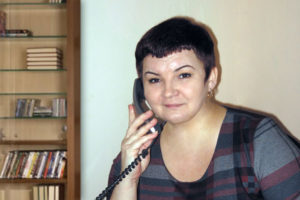 Татьяна Зенина. Фото: rk.karelia.ru